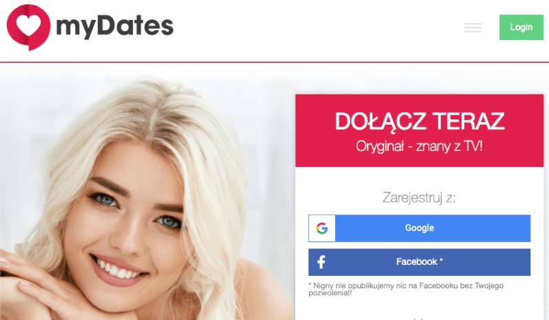 Mydates - opinie i informacje o portalu