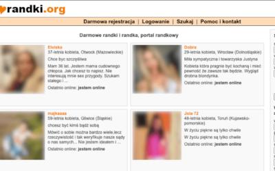 Randki.org – Opinie i informacje o portalu