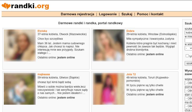 Randki.org - opinie i informacje
